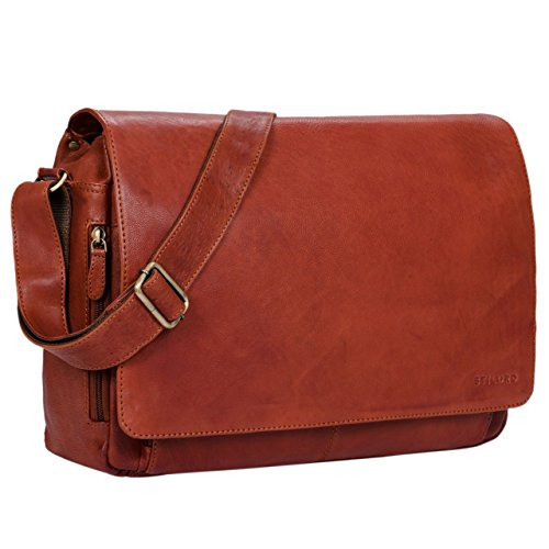 """Tom"" the leather shoulder bag for teachers with good value for money"